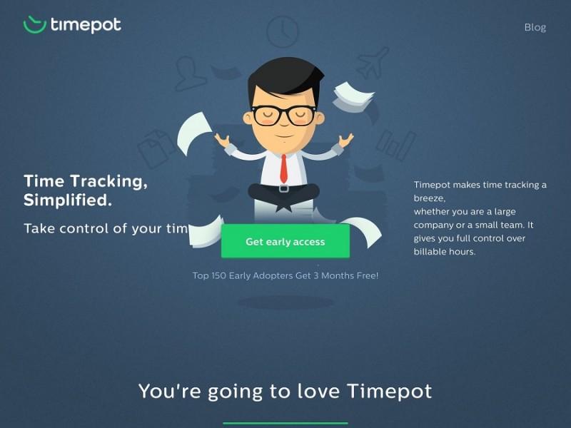 Timepot.io