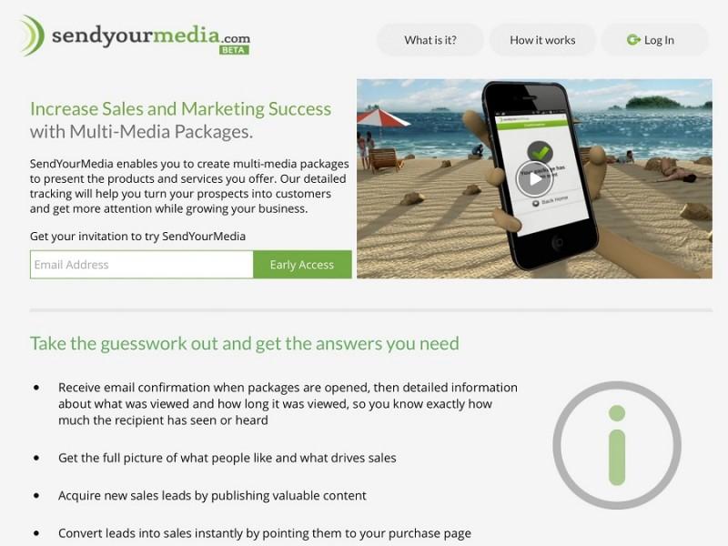 SendYourMedia