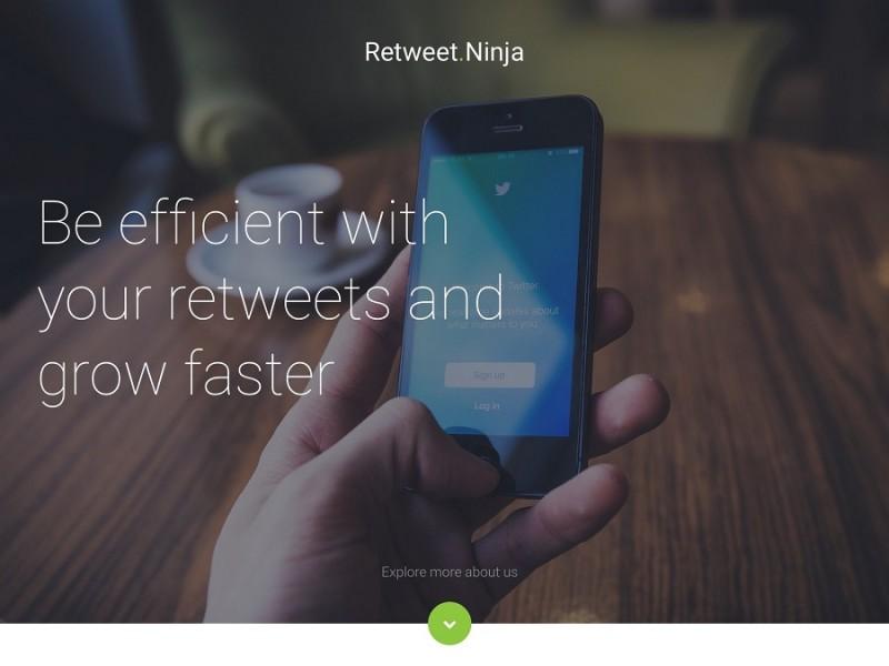 Retweet Ninja
