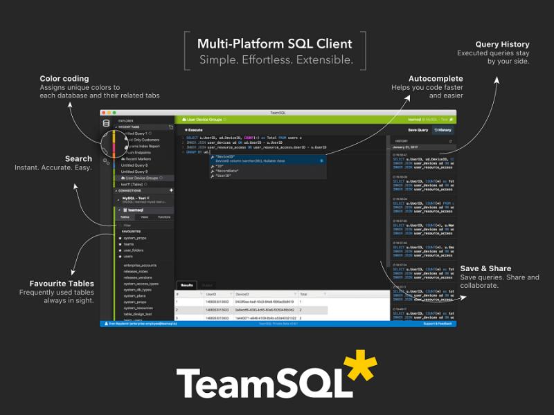 TeamSQL