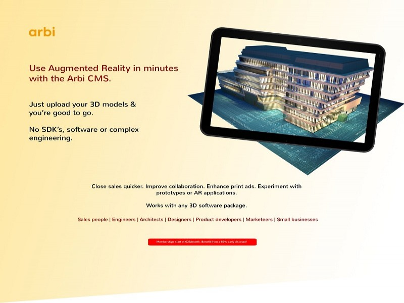 Arbi Augmented Reality
