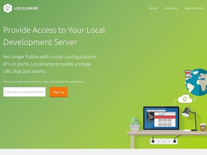 Localname