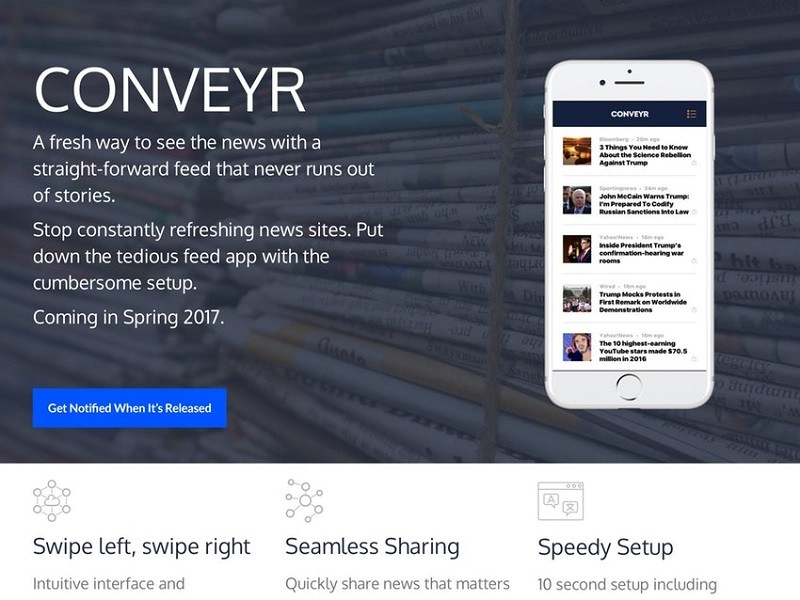 Conveyr